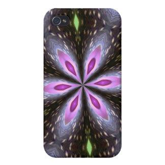 Night Medallion iPhone 4 Case