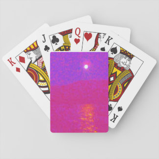 Night Moon Poker Deck