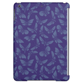 night moth butterflies background case for iPad air
