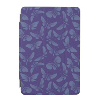 night moth butterflies background iPad mini cover