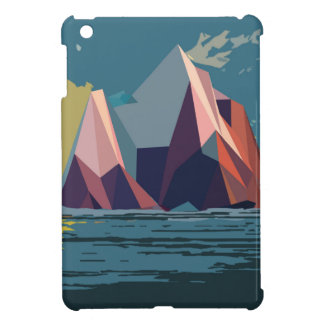 Night Mountains No. 1.jpg Case For The iPad Mini