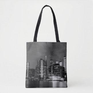 Night Night NYC Tote Bag