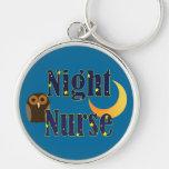 Night Nurse Keychain