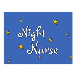 Night Nurse Post Cards