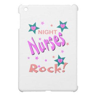 Night Nurses Rock iPad Mini Covers