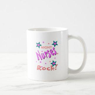 Night Nurses Rock Mug