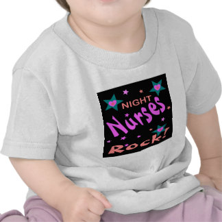 Night Nurses Rock Tee Shirt