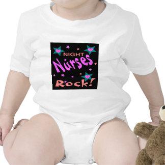Night Nurses Rock T-shirt