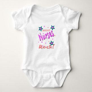 Night Nurses Rock Tshirts