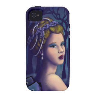 Night of Mist and Dreams Case-Mate iPhone 4 Covers