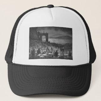 Night of the Dead. Janitzio, Mexico. c. 1958 Trucker Hat