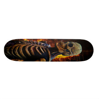 NIGHT OF THE DEAD SKATE BOARD DECK