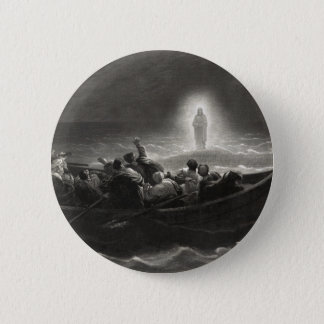 """Night on the Sea of Galilee"" button"