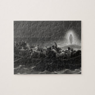 """""""Night on the Sea of Galilee"""" puzzle"""