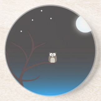 Night owl coaster