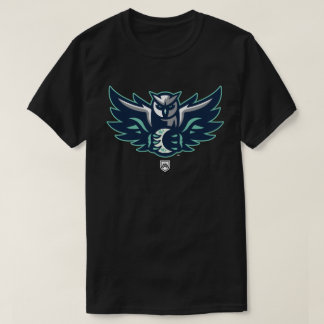 Night Owl Design League Tee Men's (Black)