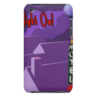 night owl in the city iPod Case-Mate cases