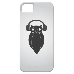 NIGHT OWL iPhone 5 Case