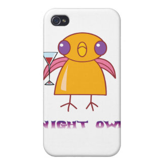 NIGHT OWL CASES FOR iPhone 4