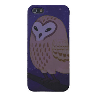 Night Owl Cases For iPhone 5