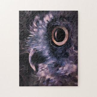 Night Owl Jigsaw Puzzle