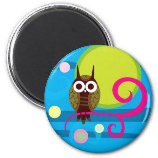 Night Owl Magnet