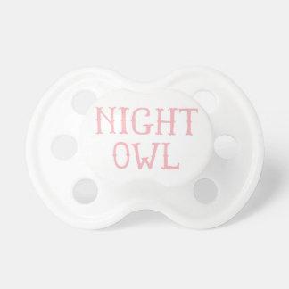 Night Owl Pacifier
