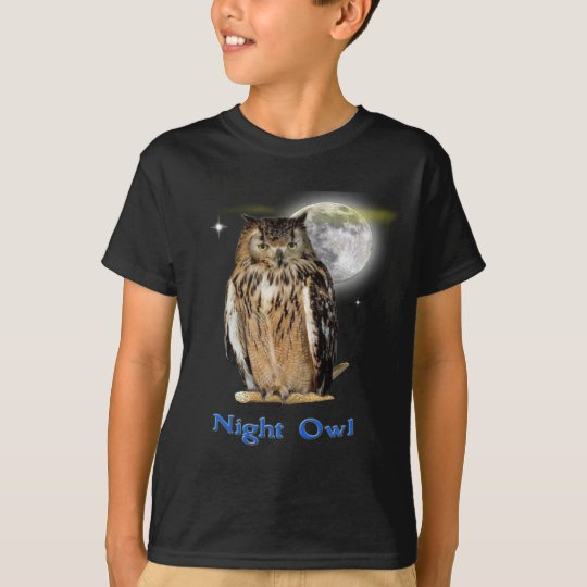 Night owl products T-Shirt
