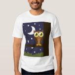 """""""Night Owl"""" Shirt (No Text)"""