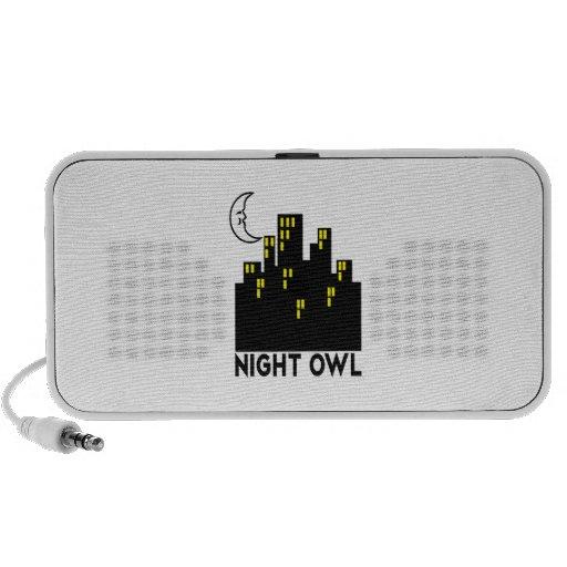 Night Owl Speakers