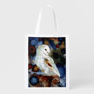 Night Owl Grocery Bags