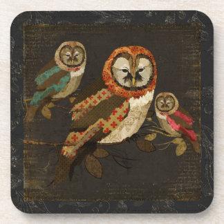 Night Owls Coaster