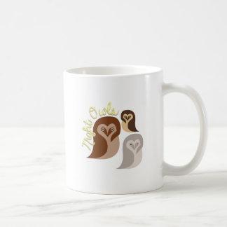 Night Owls Coffee Mug