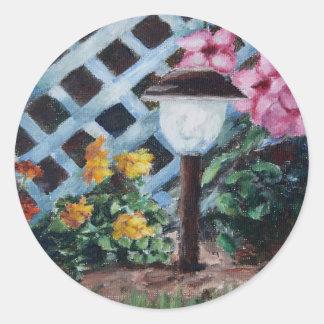 Night s Garden Sticker