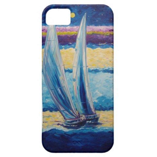 Night Sailing iPhone 5 Case