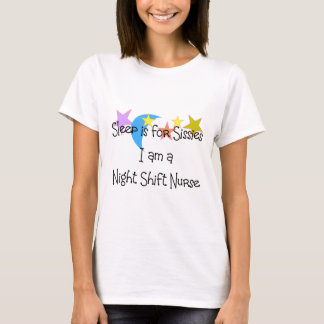 Night Shift Nurse Gifts T-Shirt