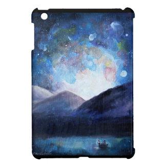 Night Skies -custo illustrated iPad Mini case iPad Mini Case