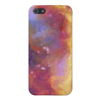 Night Sky Abstract TPD iPhone 5 Covers
