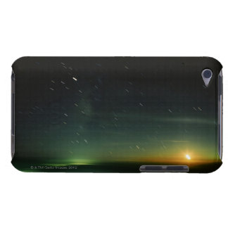 Night Sky Barely There iPod Cases