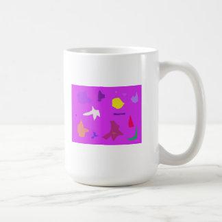 Night Sky Basic White Mug