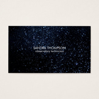 Night Sky Business Card