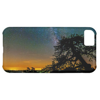 Night Sky From Mountain Case For iPhone 5C