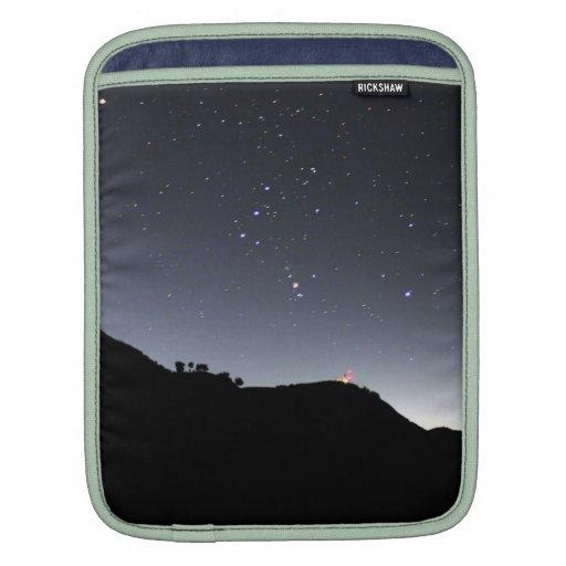 night sky iPad sleeve