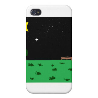 Night Sky iPhone Case iPhone 4/4S Covers