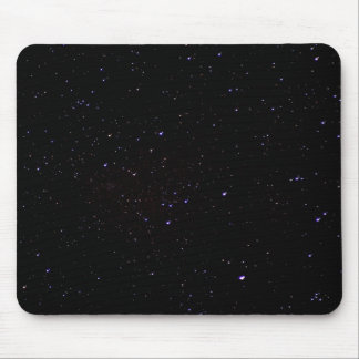 Night Sky Space Mouse Mat