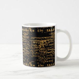 NIGHT Sky Spectrum Basic White Mug