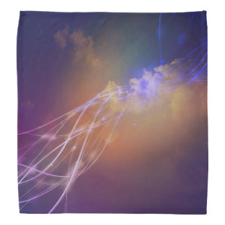 Night Sky Starburst Bandanna