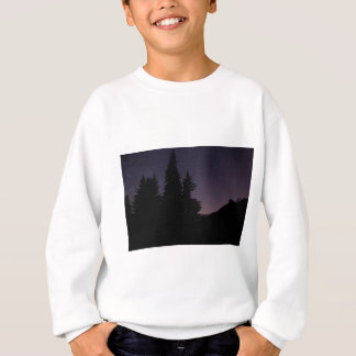 Night sky sweatshirt