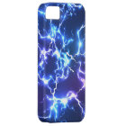 Night Sky Tunder Lightning Barely There iPhone 5 Case