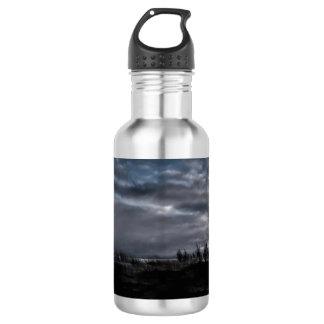 Night Sky Water Bottle